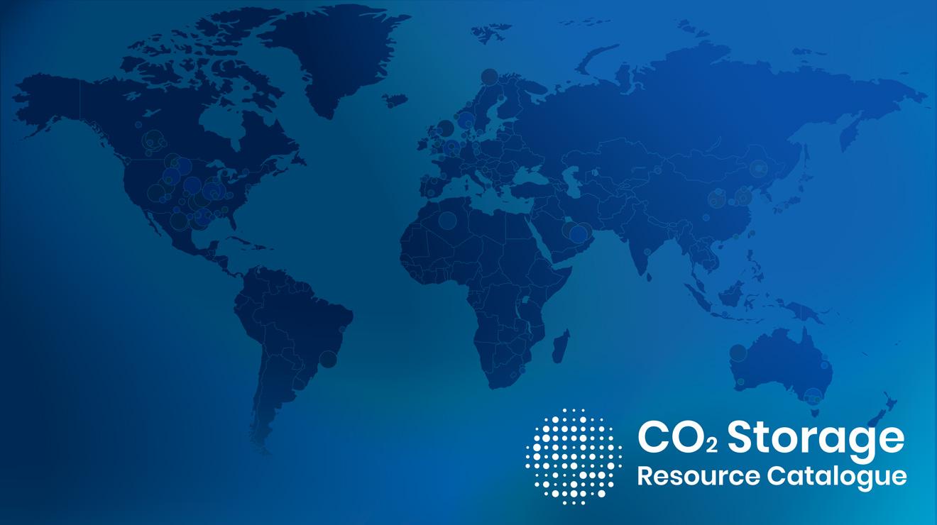 二氧化碳封存资源目录