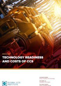 CCS的技术准备程度和成本