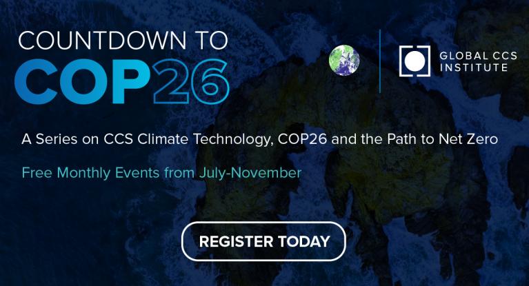 缔约方大会倒计时:关于CCS气候技术、缔约方大会第二十六届会议和通向净零的道路系列论坛