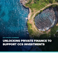 释放私人资金以支持CCS投资