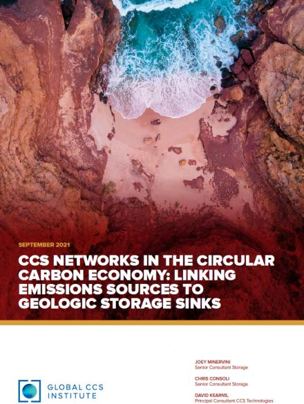 循环碳经济中的CCS网络:将排放源与地质封存汇联系起来